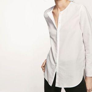 Massimo Dutti white shirt